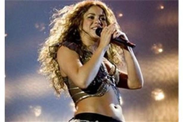 Shakira'yı 200 bin kişi dinledi
